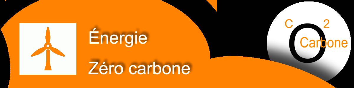 ÉNERGIE ZÉRO CARBONE