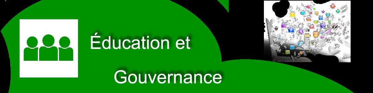 Éducation et gouvernance