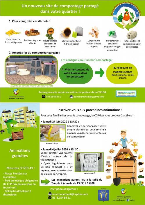 Flyer compostage aumetz 1