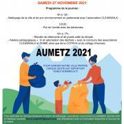 Journee nettoyage 2021
